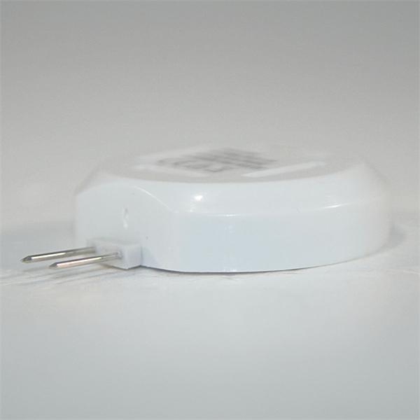 rundes G4 Energiespar Leuchtmittel 12V AC/DC Sockel G4 und nur ca. 1,5W Verbrauch