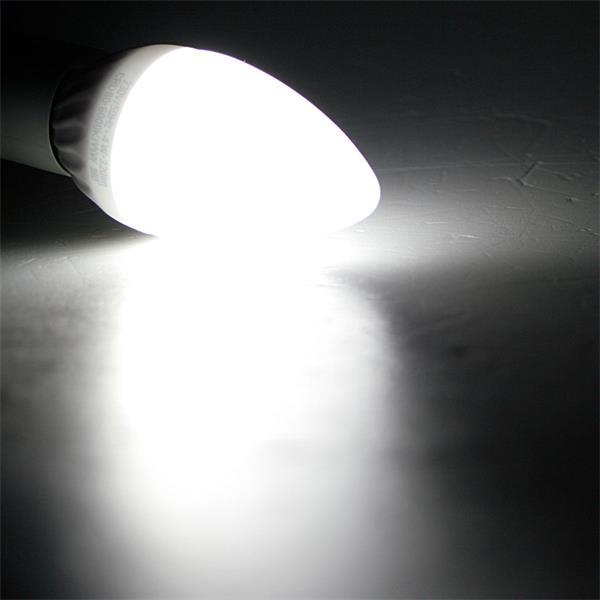E14 LED Leuchtmittel mit starken 320 Lumen bei einem Leuchtwinkel von 180°