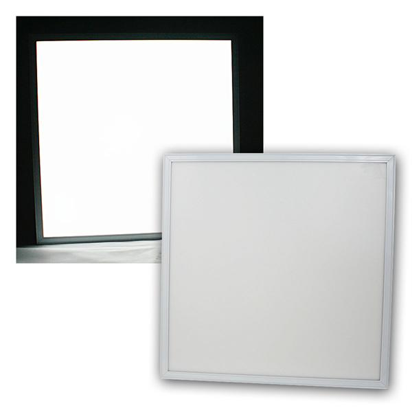 LED Panel 62x62cm daylight-weiß 50W 4000lm dimmbar