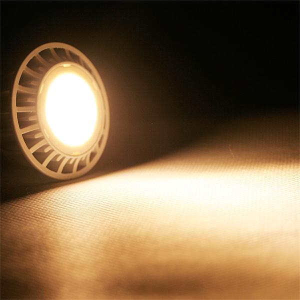 GU10 LED Leuchtmittel mit sensationellen 360lm vergleichbar mit ca. 40W Halogenlampen