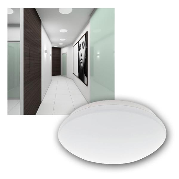 LED Deckenleuchte mit Bewegungsmelder, 520lm, 10W