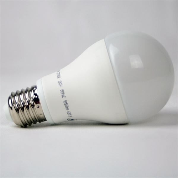 LED Glühbirne mit dem Maß 63x120mm und schlichten aber formschönen Design