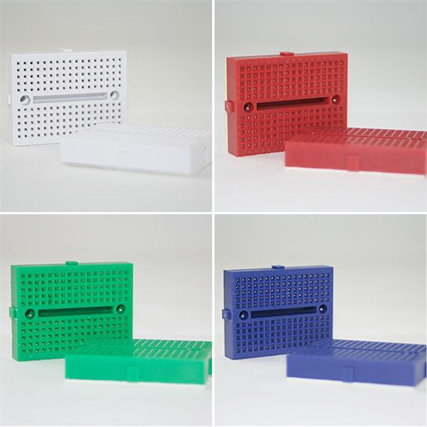 kleine Leiterplatten für experimentelle Aufbauten von Schaltungen