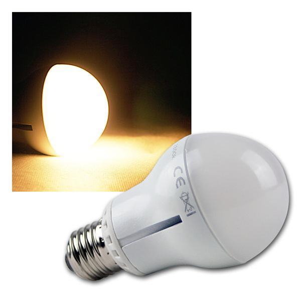 E27 LED Birne 10W warm weiß 810lm ersetzt 60W