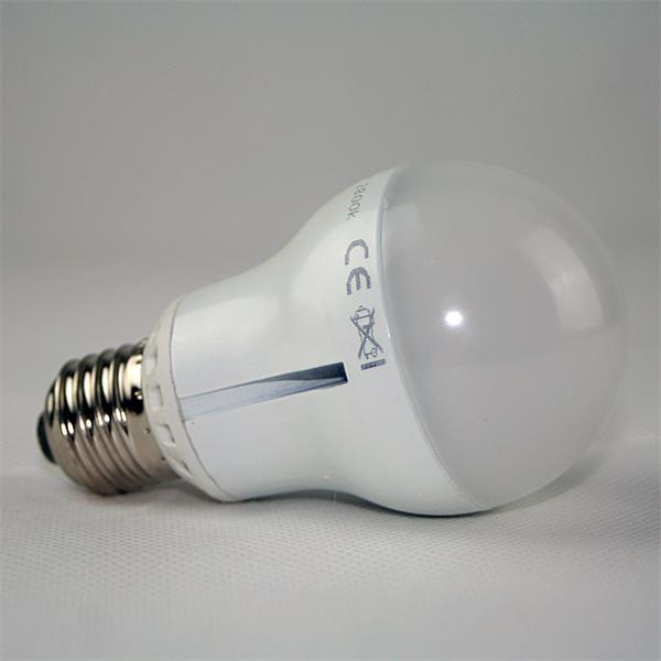 LED Glühbirne mit dem Maß 60x110mm und formschönen Design