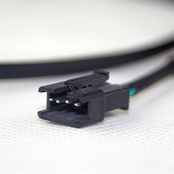 4-poliger Stecker zum einfachen Verbinden mit Streifen oder Controller