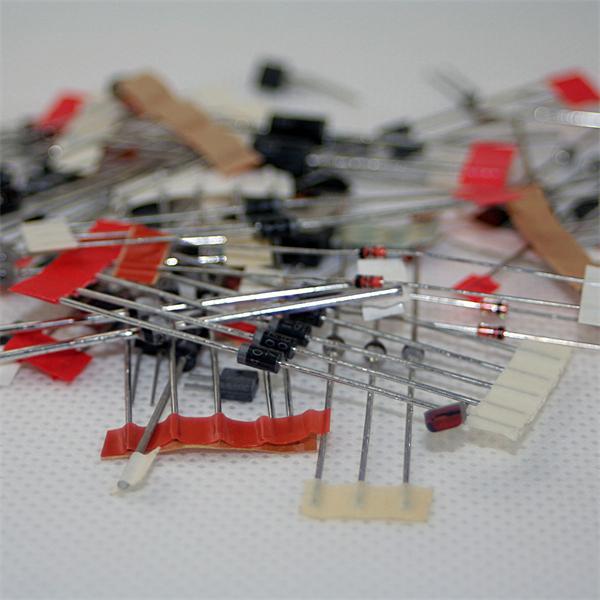 Gleichrichter-Dioden-Sortiment für Hobby und Reparaturen