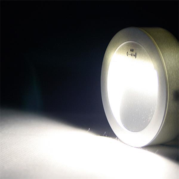 LED Wandeinbaustrahler mit 6 hellen SMD-LEDs in der Leuchtfarbe neutral-weiß