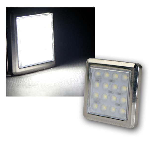 """LED Unterbauleuchte """"Quattro"""" kalt-weiß 12V 1,6W"""