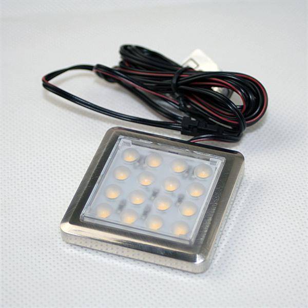 hocheffizientes LED-Leuchtmittel mit 16 stromsparenden SMD LEDs