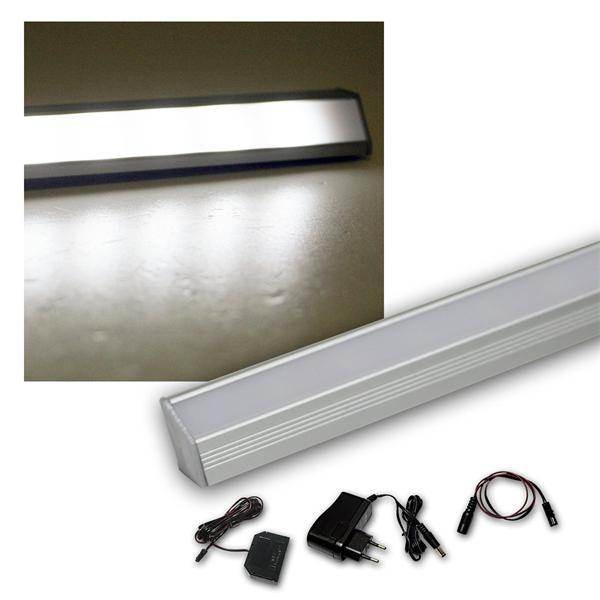 5er Set LED Leiste weiß 50cm STARLINE-mikro +Trafo
