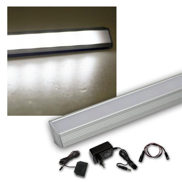6er Set LED Leiste weiß 50cm STARLINE-mikro +Trafo