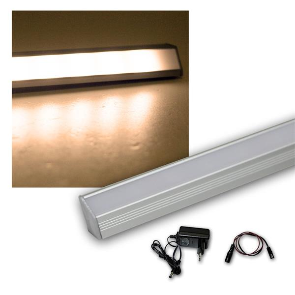 Set LED Leiste warm 50cm STARLINE-mikro +Trafo
