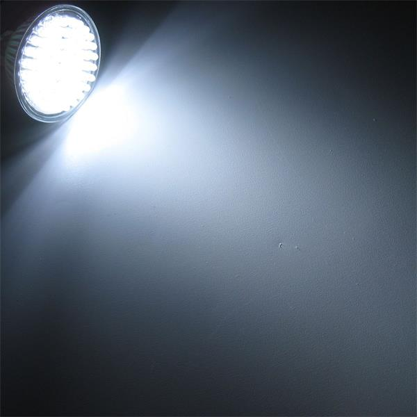 LED Lampe mit 150lm Lichtstrom und Lichtfarbe kalt weiß