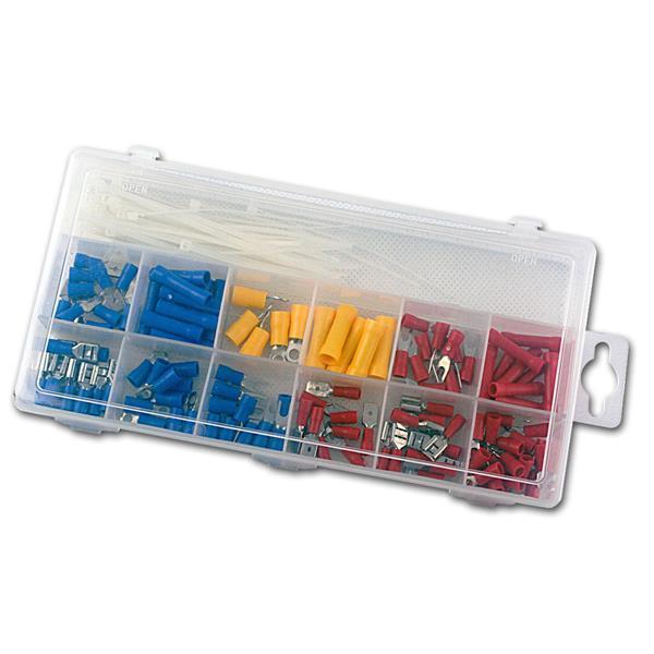 Sortiment Kabelverbinder - 150teiliges SET mit Box