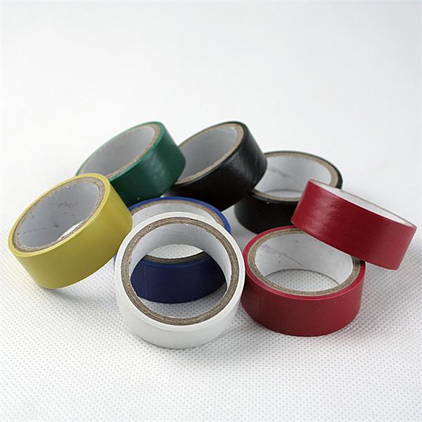 Klebeband in verschiedenen Farben