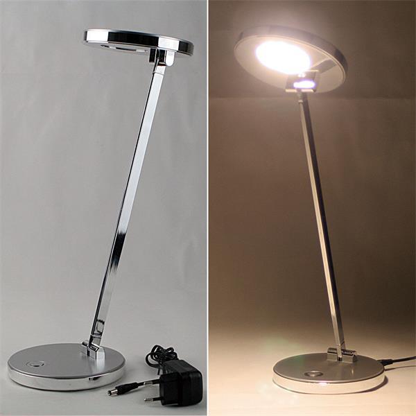 230V LED Tischlampe mit schwenkbarem Hals und Kopf