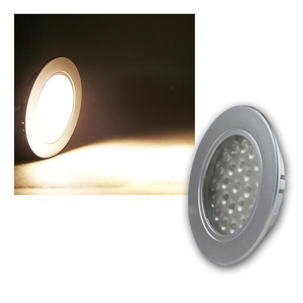 LED-Einbauleuchte EBL-R60 warm weiß 12VDC 180lm