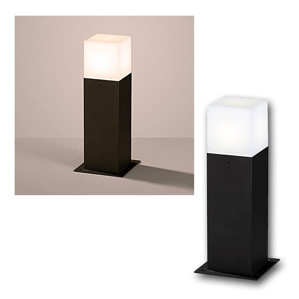 LED Steh-/Wegeleuchte HUDSON anthrazit 310lm