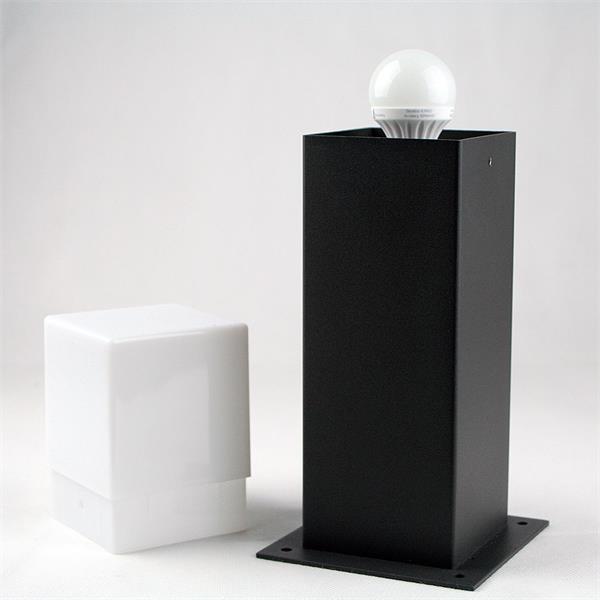 LED Außenleuchte im schlichten und zeitlosen Design