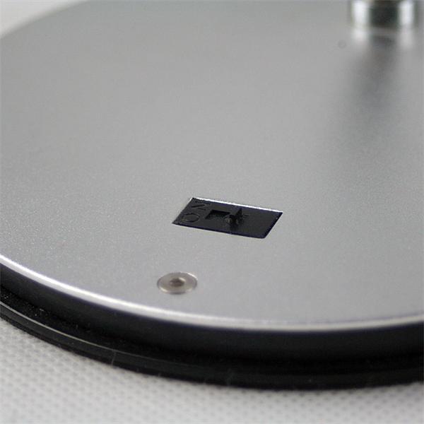 230V LED Schreibtischlampe mit Ein-/Ausschalter am Lampensockel