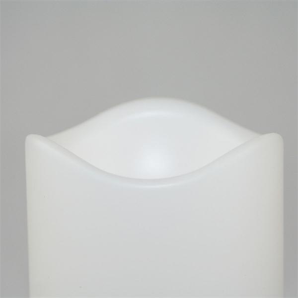 LED Dekokerzen mit Kunststoffmantel perfekt für den Außenbereich