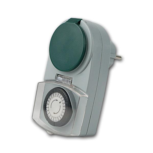 analoge Tages-Zeitschaltuhr AAZ-7 für Außen-IP44