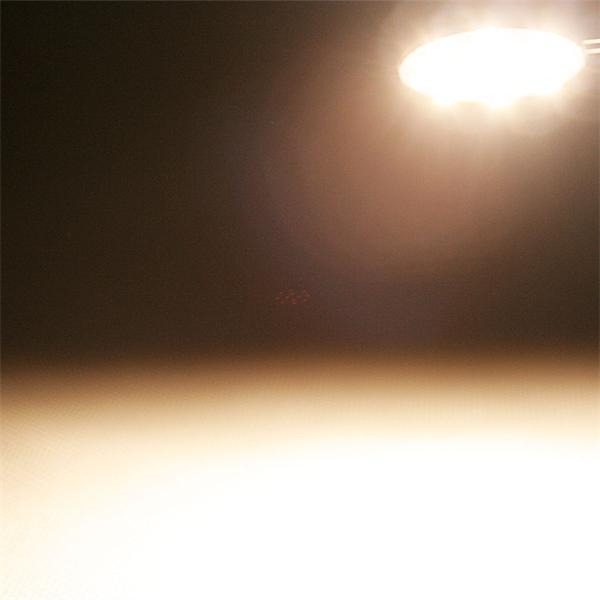 G4 Sockel vertikal LED mit starken 190lm Lichtstrom und 140° Abstrahlwinkel