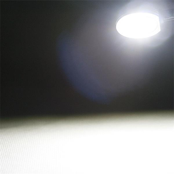 G4 Sockel LED IP54 rund mit ultrastarken 195lm Lichtstrom ersetzt 22W Halogenlampe