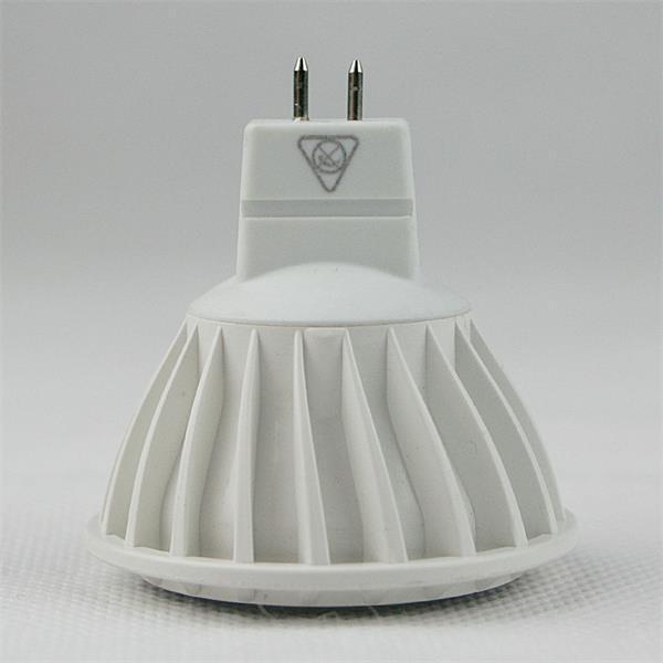 LED Leuchtmittel 12V AC/DC Sockel MR16 GU5.3 mit nur ca. 5W Verbrauch