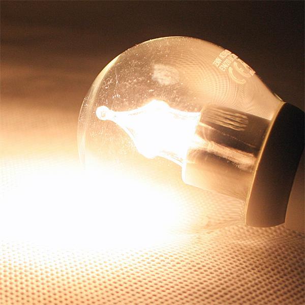 LED Leuchtmittel dimmbar mit 210lm Lichtstrom und starkem 300° Abstrahlwinkel