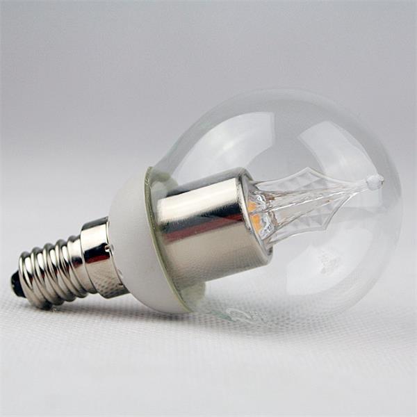 LED Kristall Glühbirne dimmbar gut geeignet für dekorative Leuchter