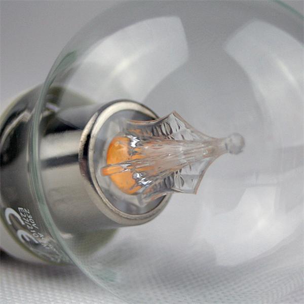 LED Glühbirne dimmbar 210lm gut geeignet für Leuchter