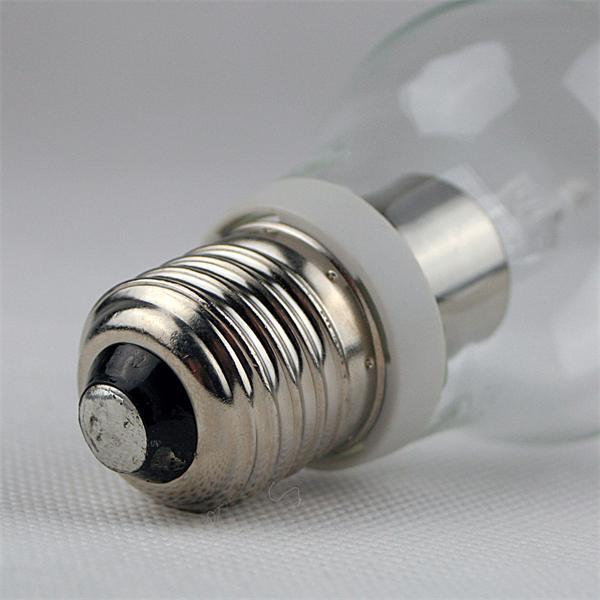 LED Lampe mit Sockel E27 für 230V nur 3,5 W Verbrauch