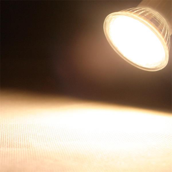 LED Leuchtmittel mit einem Abstrahlwinkel von 120° und ca. 190lm