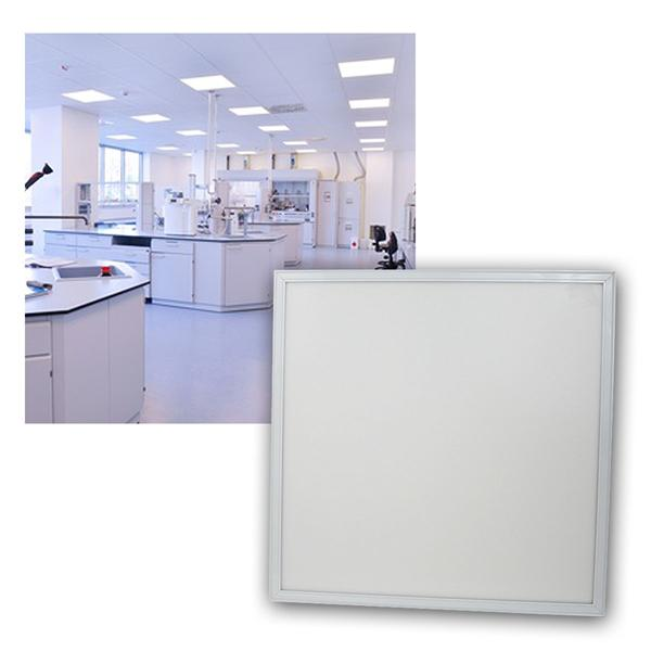 LED Licht-Panel CTP-62 62x62cm daylight, 3100lm