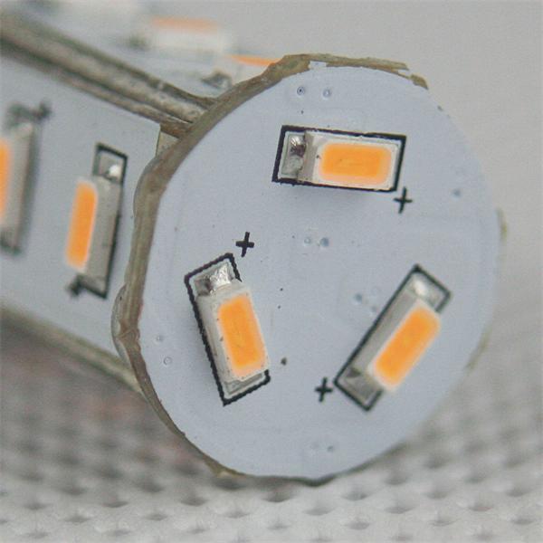 G4 Stiftsockel Led 12V mit dem Maß 14x30mm (ØxL)