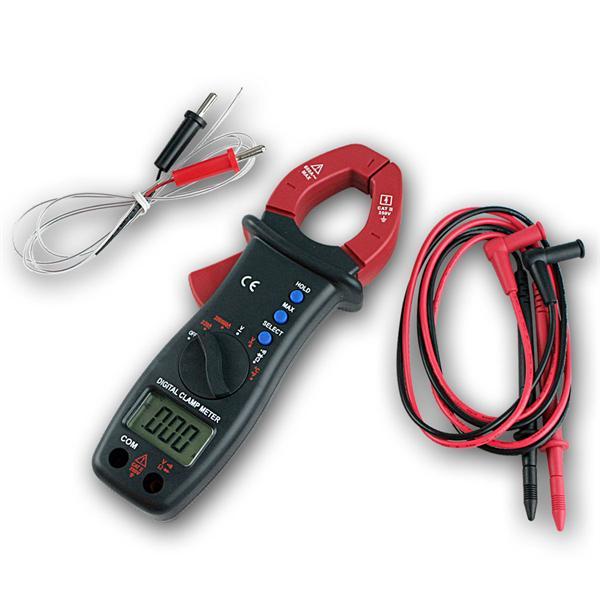 """Digital-Clamp-Multimeter """"Check-302"""", Zange"""