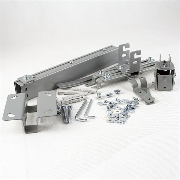 Beamer-Deckenhalter aus Stahl inkl. Befestigungsmaterial
