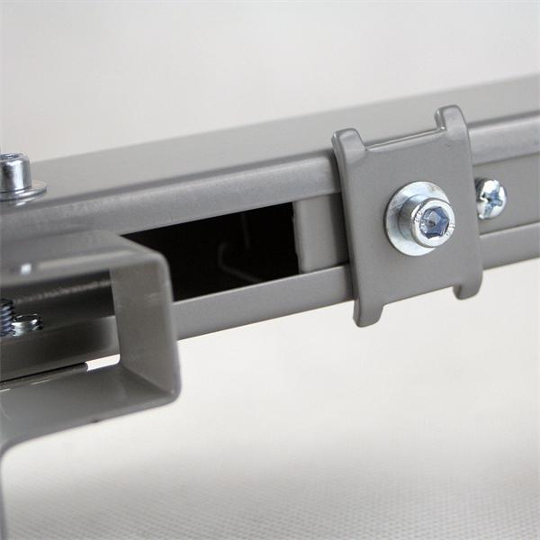 Verlängerungsrohr des Deckenhalters zur unsichtbaren Kabelführung