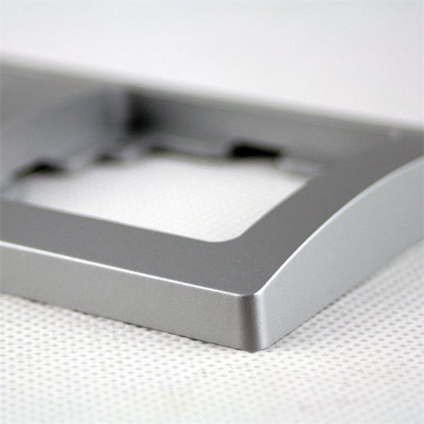 Delphi Serienrahmen 2-fach ist leicht zu installieren