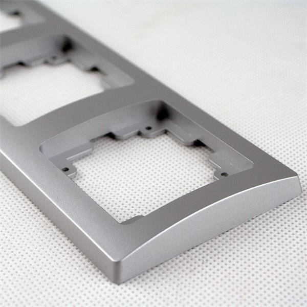 Delphi Serienrahmen 3-fach ist leicht zu installieren