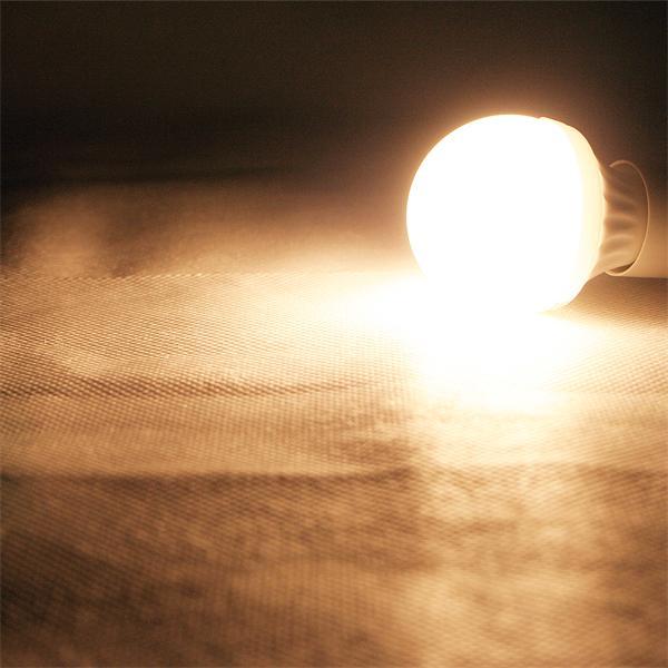 LED Energiesparlampe mit 400lm vergleichbar mit einer 50W Glühbirne