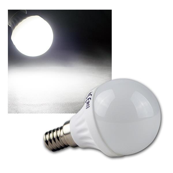 E14 LED Leuchtmittel T50 kaltweiß 420lm 230V 5W