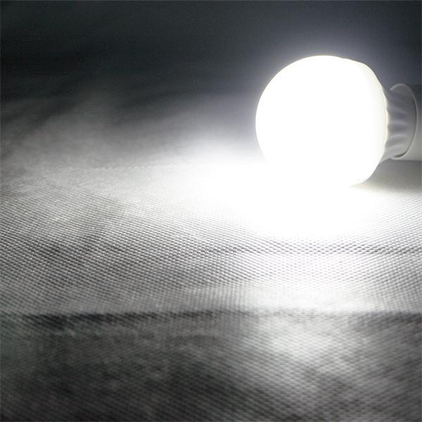 LED Energiesparlampe mit 420lm vergleichbar mit einer 50W Glühbirne