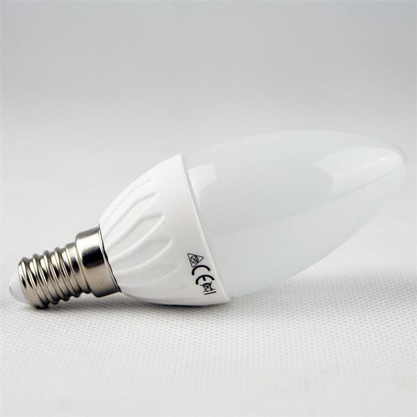 LED Kerzenstrahler Fassung E14 vergleichbar mit konventionellen 50W Glühbirnen