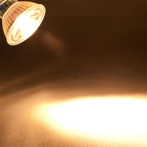 LED Leuchtmittel MR16 COB mit 230lm Lichtstrom ähnlich konventionellen 35W Strahlern