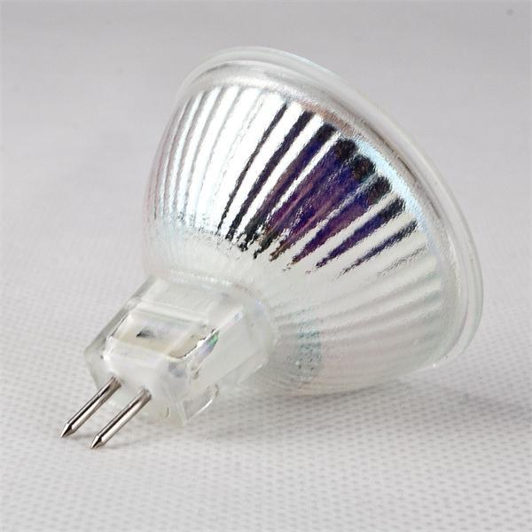 LED Spot 12V AC/DC Sockel MR16/GU5.3 mit nur ca. 3W Verbrauch