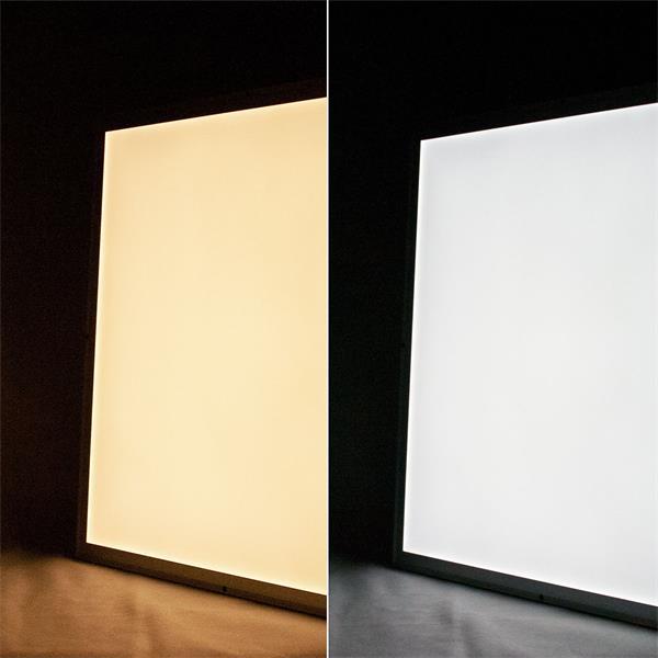 LED Deckenlicht mit warmweißen oder kaltweißem Licht