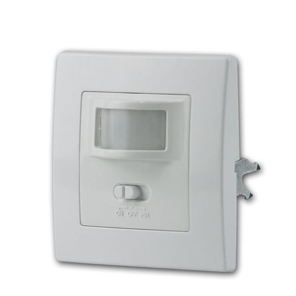 Unterputz Bewegungsmelder 2Draht 160° LED geeignet